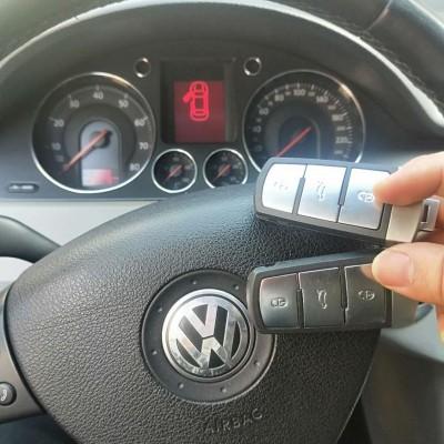鞍山配汽车钥匙及汽车芯片遥控钥匙