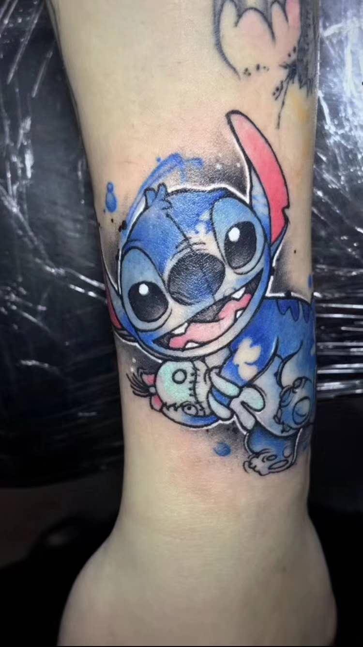纹身色料中需要注意的哪些问题?易刺纹身告诉你