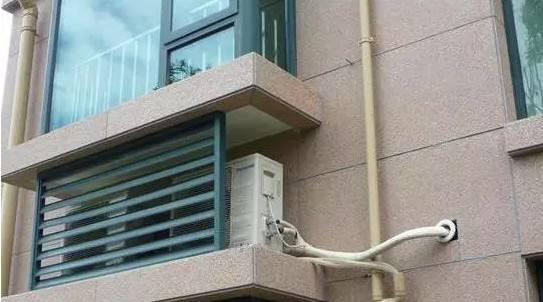 泉港空调移机排空气怎么排-- 泉港永顺家电维修部