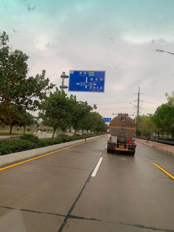 交通标牌-- 惠州市强路交通工程有限公司
