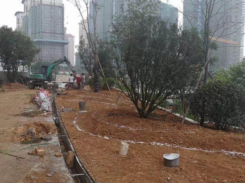 工业园施工-- 惠州市强路交通工程有限公司