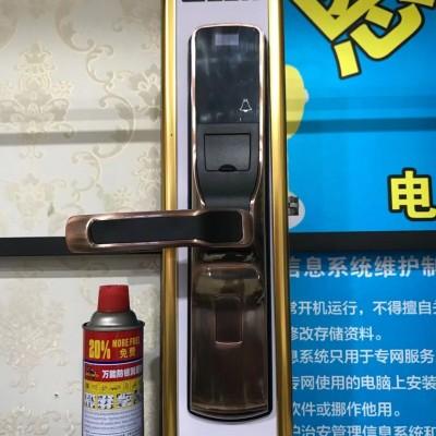 吴江智能指纹锁安装常见经验