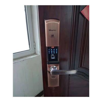 东胜区铜川镇上门安装指纹锁多少钱