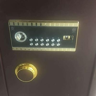 保险柜密码不知道了怎么开启