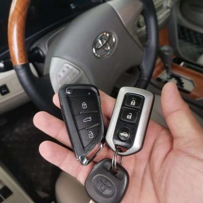 汽车钥匙丢了怎么办?廉江配汽车钥匙遥控多少钱