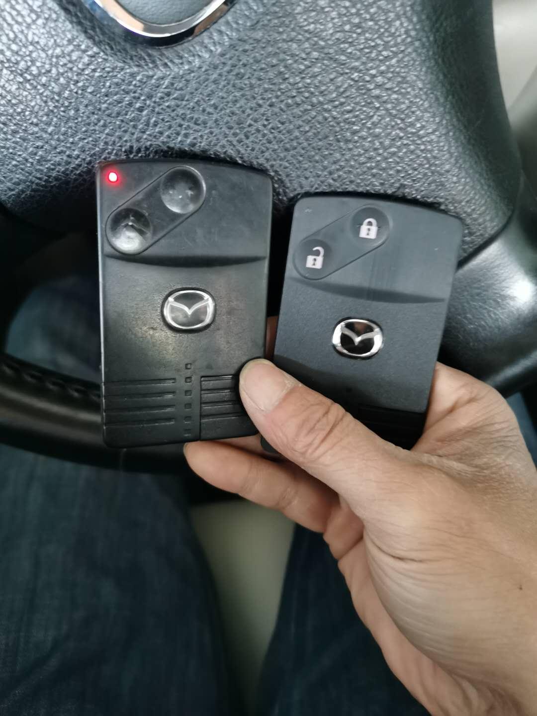 配汽车钥匙介绍汽车遥控钥匙取出时要注意-- 什邡市郑氏锁行