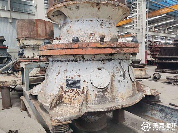 出售二手CF11单缸圆锥设备-- 洛阳瑞克循环利用科技有限公司