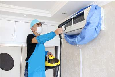 空调维修清洗,你家空调今年洗了吗?-- 山阳民乐家电维修服务中心