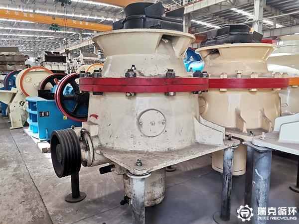二手H-2000S单缸圆锥破待售-- 洛阳瑞克循环利用科技有限公司