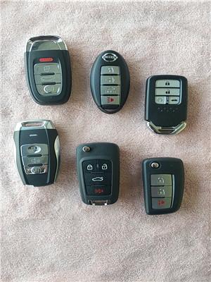 珲春配一把汽车钥匙要多少钱