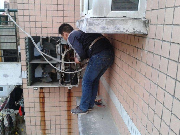 空调常见的故障和空调维修的方法有哪些?-- 东兴百能家电维修部
