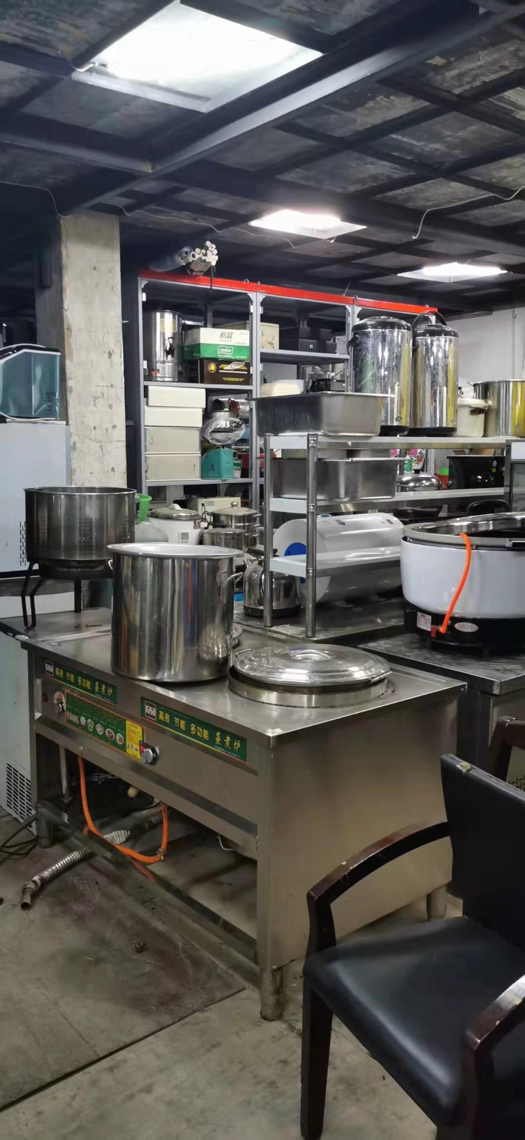 二手餐饮设备生鑫二手旧货回收出售-- 汕头市生鑫再生资源有限公司