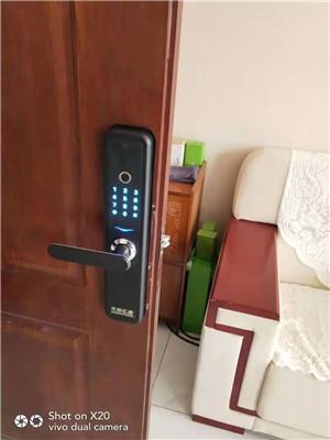 民和县指纹锁上门安装师傅电话