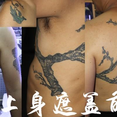 告诉你选择好纹身店的一些相关技巧