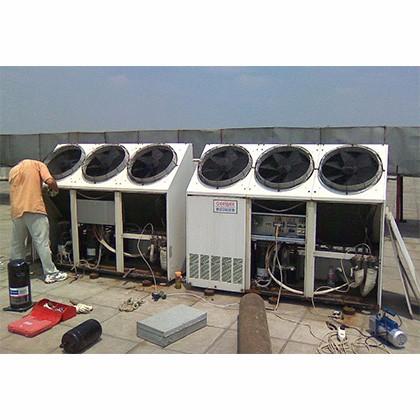 山阳空调维修中应该如何注意中央空调报警的问题