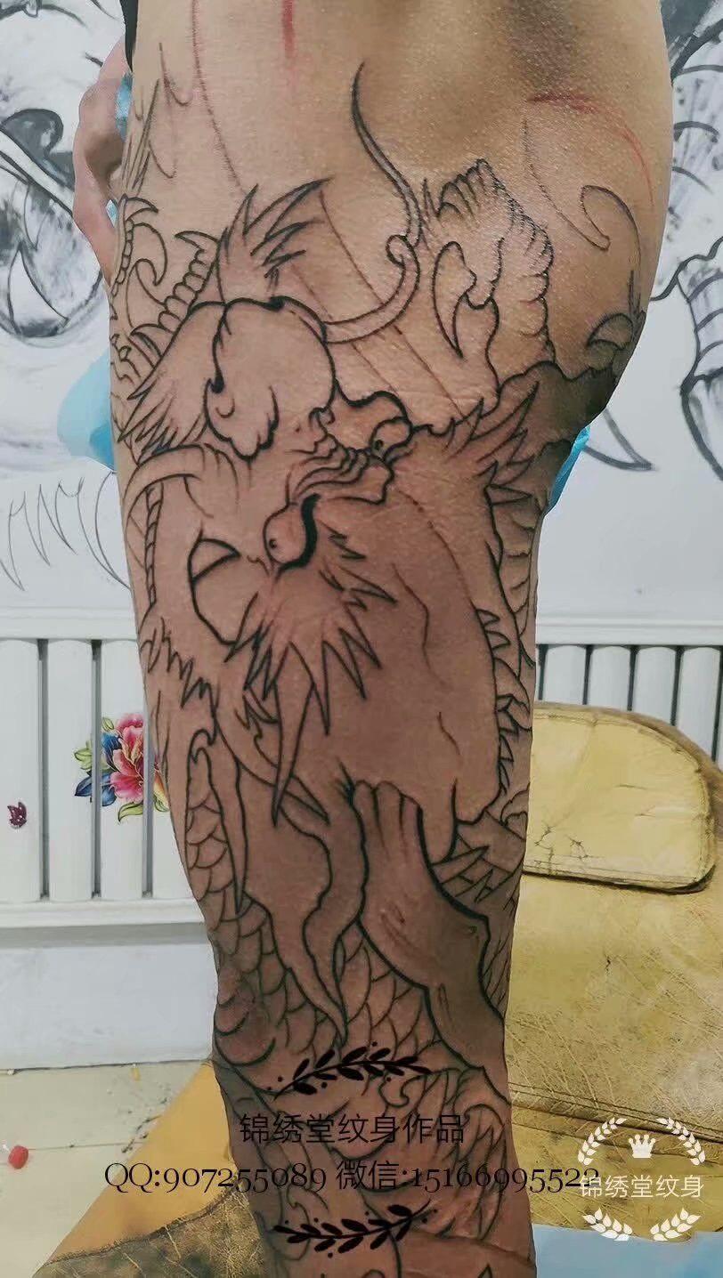 德州纹身图案有什么讲究-- 德州锦绣堂纹身