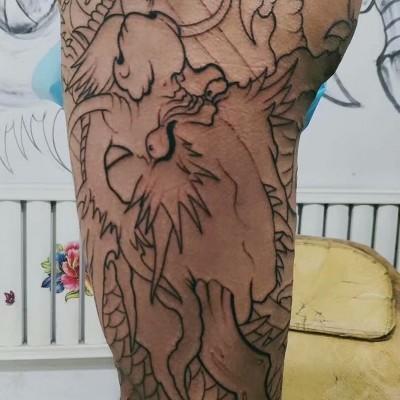 德州纹身图案有什么讲究