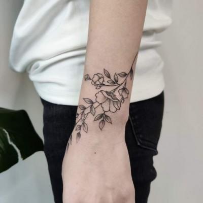 洗纹身真心不用怕,重庆木良拾贰刺青告诉您几个小常识