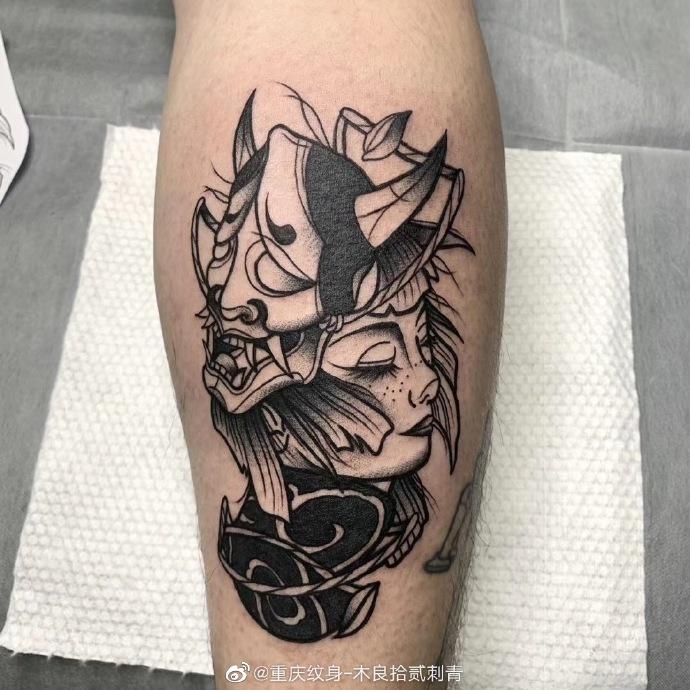 渝中区纹身教你纹身的那些小知识-- 重庆木良拾贰刺青