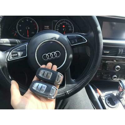 阆中配汽车钥匙需要注意哪些事项?