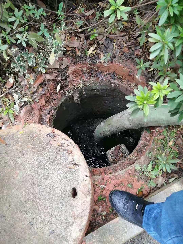 遂川县专业清理化粪池-- 遂川县百姓管道疏通维修