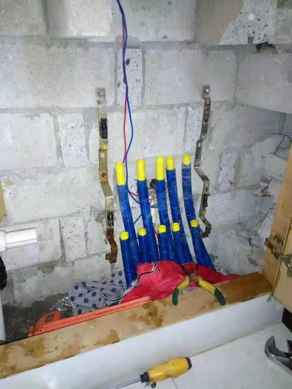 安阳地暖专业安装维修清洗