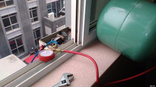 永春空调加氟步骤和具体方法操作-- 永春便民空调维修中心