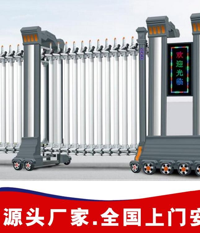 金华电动门怎么安装?选择电动门的细节有哪些?-- 金华兴发电动门有限公司