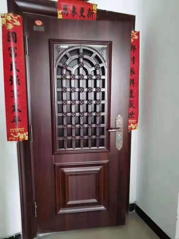 防盗门通风窗的好处和坏处有哪些-- 合肥日新装饰公司