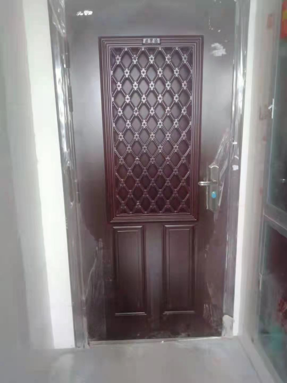 防盗门通风窗可以提升空气质量-- 合肥日新装饰公司