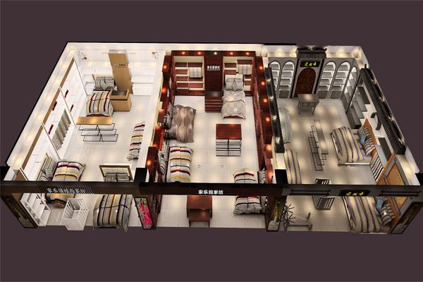 有创意的河北展台搭建更有存在感-- 河北展柜货架厂