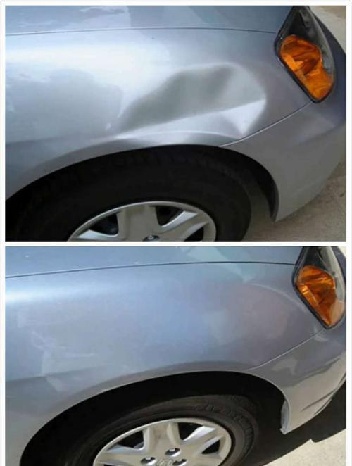 汽车门凹陷如何修复?周口汽车凹陷修复多少钱?-- 周口万联汽车凹陷无痕修复中心