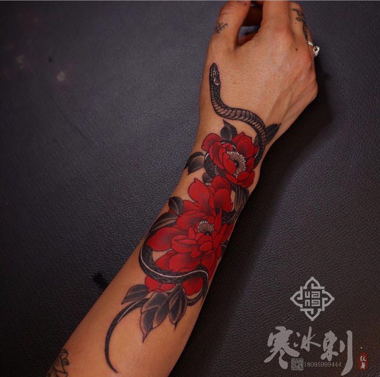 新疆纹身风格到底分多少种呢?-- 新疆寒冰刺纹身工作室